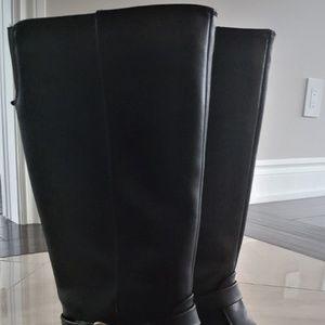 Joe Fresh Girls Winter Black Dress Boots
